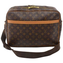 e6d26e7d9764 Vintage Louis Vuitton Reporter GM Monogram Canvas Shoulder Bag