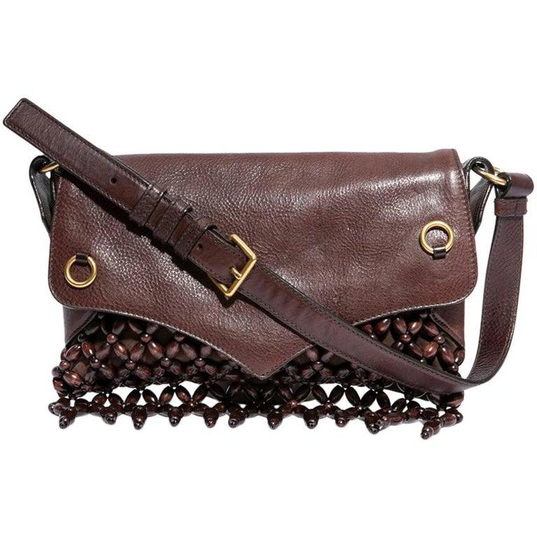 40bc9b324d91 Saint Laurent Muse Shoulder Bag Leather Large at 1stdibs