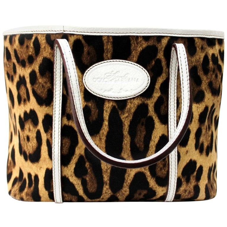 Dolce&Gabbana Maculata Bag For Sale