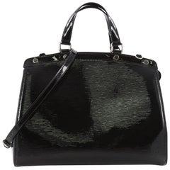 Louis Vuitton Brea Handbag Electric Epi Leather MM