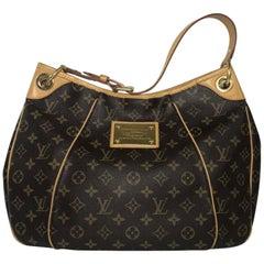 Louis Vuitton Monogram Galliera PM Hobo Shoulder Handbag