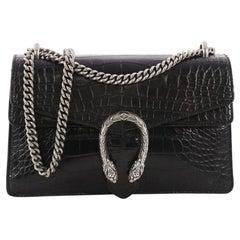Gucci Dionysus Handbag Crocodile Small