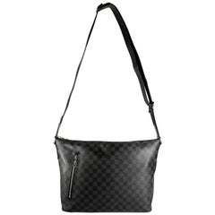 Louis Vuitton Damier Graphite Mick GM Messenger Bag