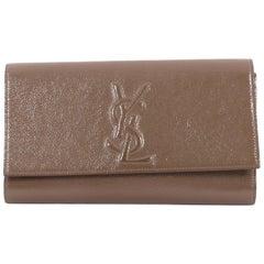 Saint Laurent Belle de Jour Clutch Leather