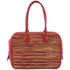 Hermes Plume Bag Vibrato and Leather 28