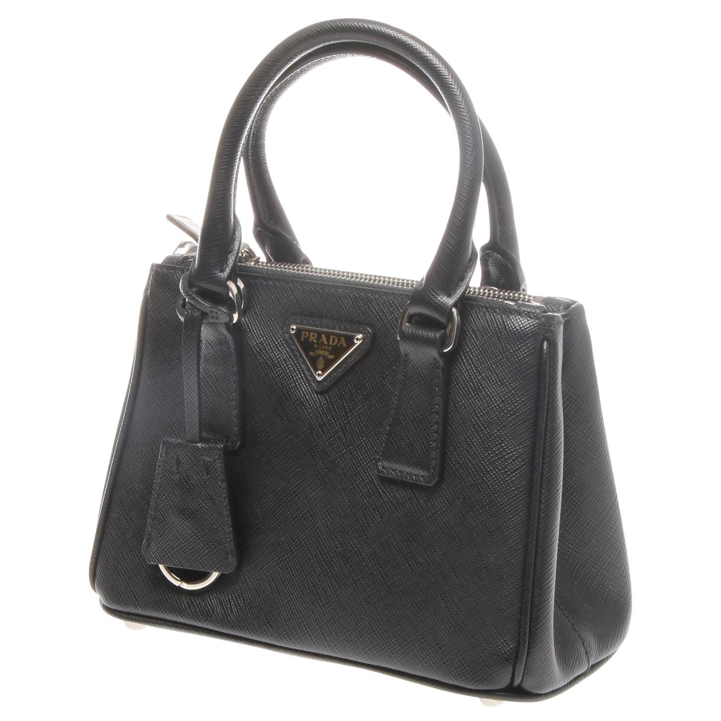 Italy Prada Saffiano Lux Mini Bag 8dd97 69d5e