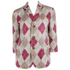 Comme des Garcons Homme Plus 2007 Collection 3/4 Sleeve Jacket
