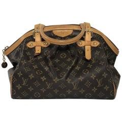 Louis Vuitton Monogram Tivoli GM Satchel Handbag