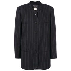 Chanel Pinstripe Jacket