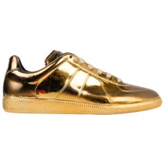 Maison Martin Margiela Men's Sneaker Gold Ombre Limited Edition 43