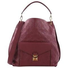 Louis Vuitton Metis Hobo Monogram Empreinte Leather Handbag