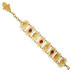 1920s Scarab Bracelet