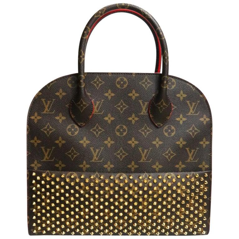 057aa62f255a Louis Vuitton Manhattan GM Monogram Canvas Hand Bag at 1stdibs