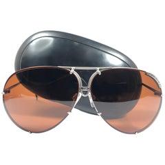 d9163da43620 New Vintage Porsche Design By Carrera 5621 Titan Matte Large Sunglasses  Austria