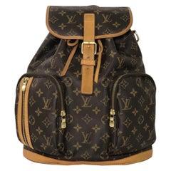 Louis Vuitton Monogram Bosphore Backpack Shoulder Handbag