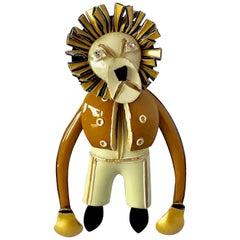 Cilea Paris Lion Pin