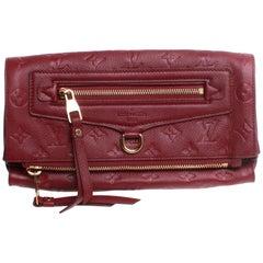 Louis Vuitton Logo print petillante Clutch Bag
