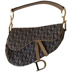 Christian Dior Diorissimo Saddle Bag