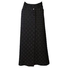 Wallis Vintage Black Skirt