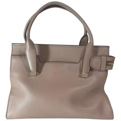 Tom Ford Grained Leather Tote