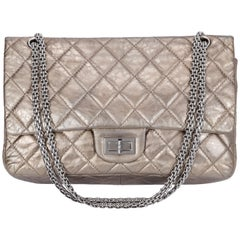 Chanel Metallic Reissue Jumbo Flap Bag