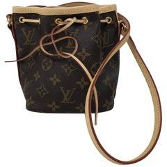 Louis Vuitton Monogram Mini Noe Crossbody Bag