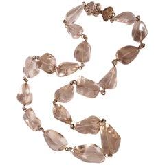 Stephen Dweck Rock Crystal Necklace