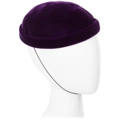 428dec947c4 Givenchy Riccardo Tisci Runway Men s Black Patent Leather Bucket Hat ...
