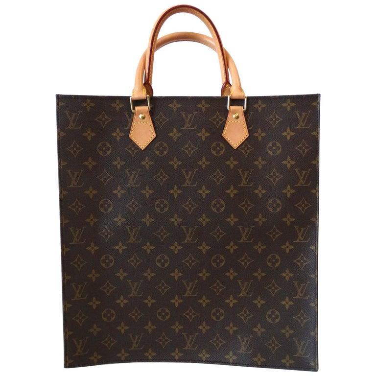 2010 Louis Vuitton Monogram Sac Plat