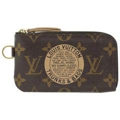 Louis Vuitton Trunks & Bags Limited Edition Monogram Canvas Complice Wallet