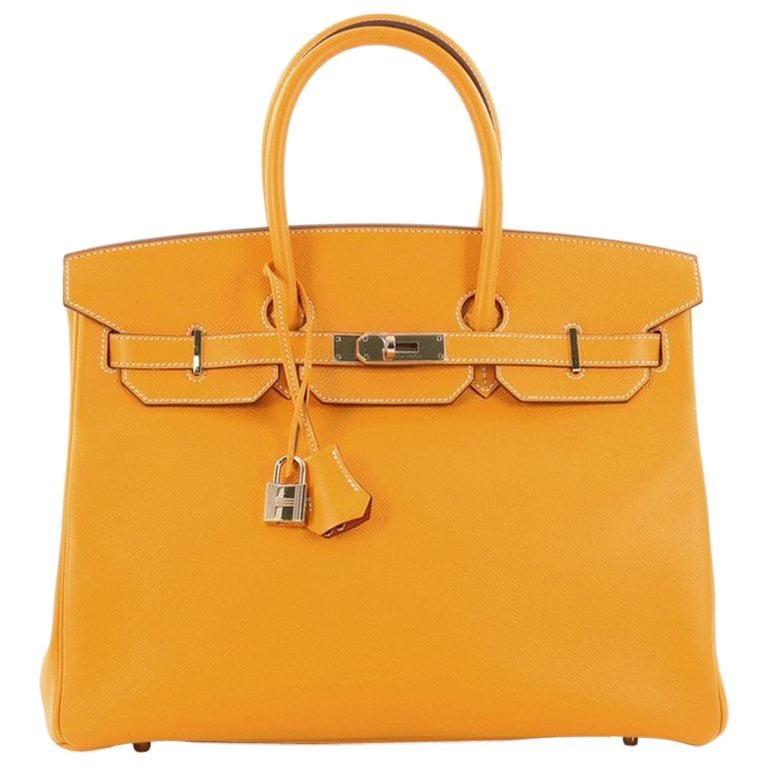 Hermes Candy Birkin Handtasche Epsom 35