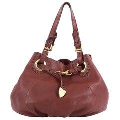 Fendi Selleria Pomodorino Bag Leather
