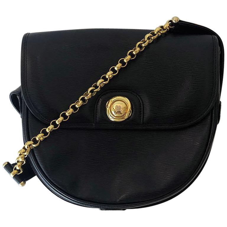 Vintage Chloe Epi Leather Crossbody Bag