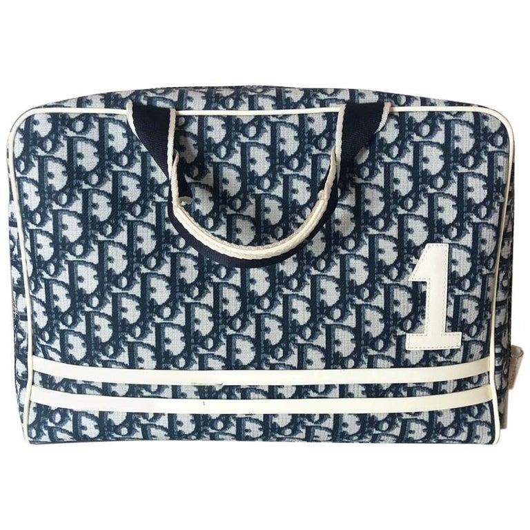 6378fe06275 Dior Monogram Sporty Travel Bag For Sale at 1stdibs
