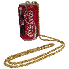 Kathrine Baumann Limited Edition Coca Cola Can Miniaudiere Evening Bag