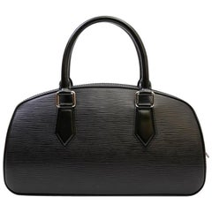 Louis Vuitton Black Epi Leather Bag