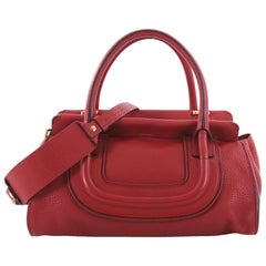 Chloe Everston Satchel Leather Medium