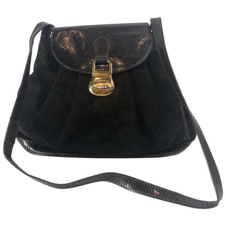 Gucci Vintage Crossbody For Sale