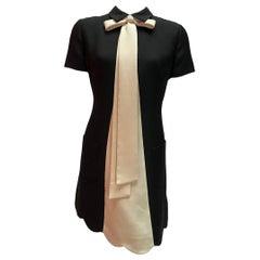 Valentino Bow Mini Dress
