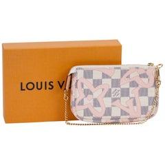 Louis Vuitton Damier Tahiti Pochette Bag