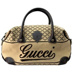 Gucci Beige Top Handle Bag