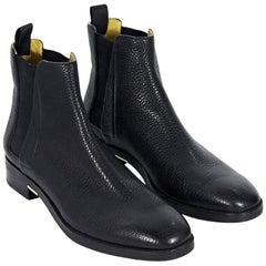 Black Alexander Wang Chelsea Boots