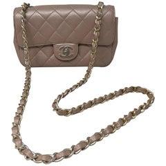 Chanel Pink Crossbody Bag