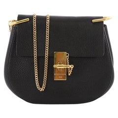 Chloe Drew Crossbody Bag Leather Small
