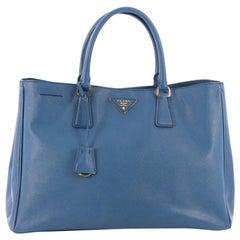 Prada Lux Open Tote Saffiano Leather Large