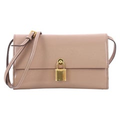 Tom Ford Padlock Flap Bag Leather Mini