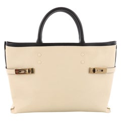 Chloe Charlotte Tote Leather Medium