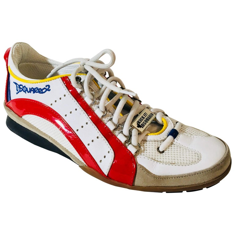 timeless design 612ef 7a0aa Mens DSquared Sneakers