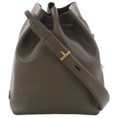 Tom Ford Edge Bucket Bag Leather Medium