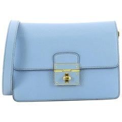 Dolce & Gabbana Rosalia Shoulder Bag Leather
